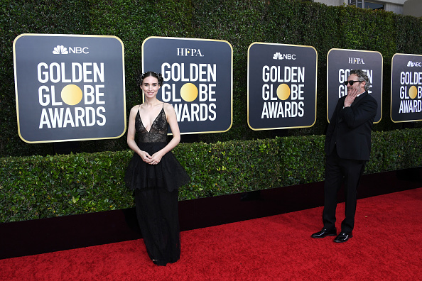 Rooney Mara「77th Annual Golden Globe Awards - Arrivals」:写真・画像(15)[壁紙.com]