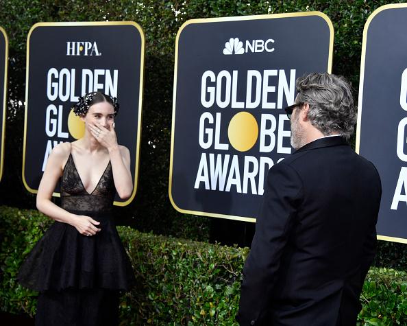 Rooney Mara「77th Annual Golden Globe Awards - Arrivals」:写真・画像(10)[壁紙.com]