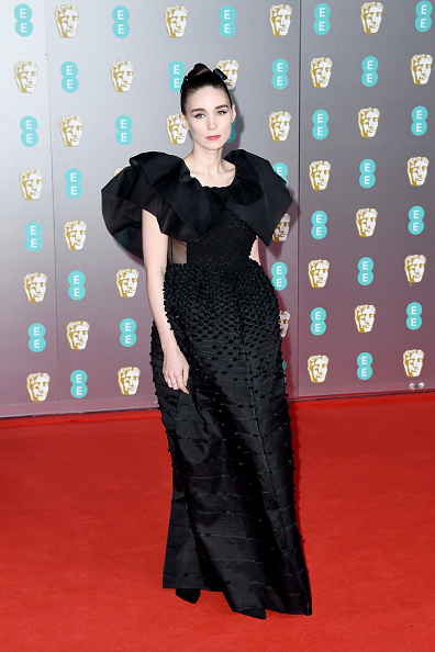 Rooney Mara「EE British Academy Film Awards 2020 - Red Carpet Arrivals」:写真・画像(13)[壁紙.com]