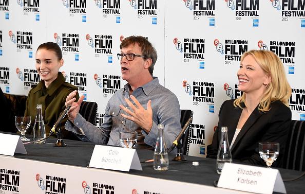 """Carol - 2015 Film「""""Carol"""" - Press Conference - BFI London Film Festival」:写真・画像(15)[壁紙.com]"""