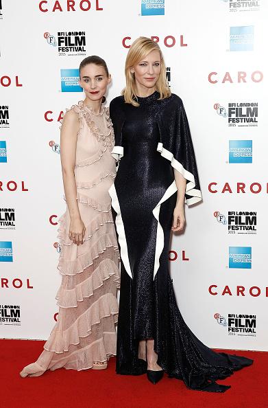 "Carol - 2015 Film「""Carol"" - America Express Gala - BFI London Film Festival」:写真・画像(6)[壁紙.com]"