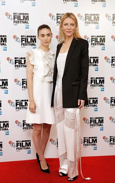 "Carol - 2015 Film「""Carol"" - Photocall - BFI London Film Festival」:写真・画像(9)[壁紙.com]"