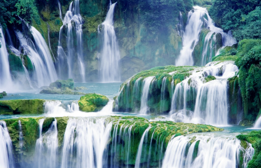 Waterfall「Close-up Waterfalls」:スマホ壁紙(14)