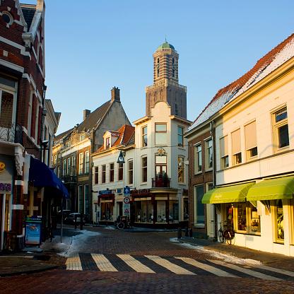 Netherlands「Zwolle downtown, Netherlands」:スマホ壁紙(8)