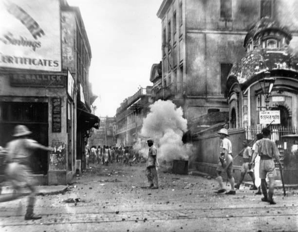 Partition Riots:ニュース(壁紙.com)