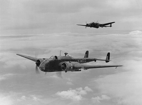 Explosive「Handley Page Hampden」:写真・画像(15)[壁紙.com]