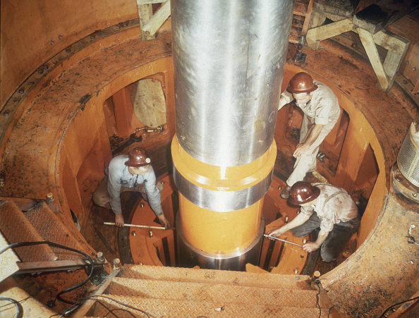 Tennessee「Checking Watts Bar Dam Tubine Alignment」:写真・画像(18)[壁紙.com]