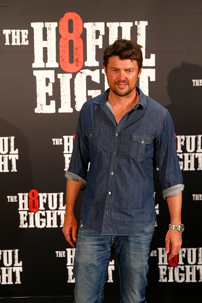 Adults Only「The Hateful Eight Auckland Premiere - Arrivals」:写真・画像(10)[壁紙.com]