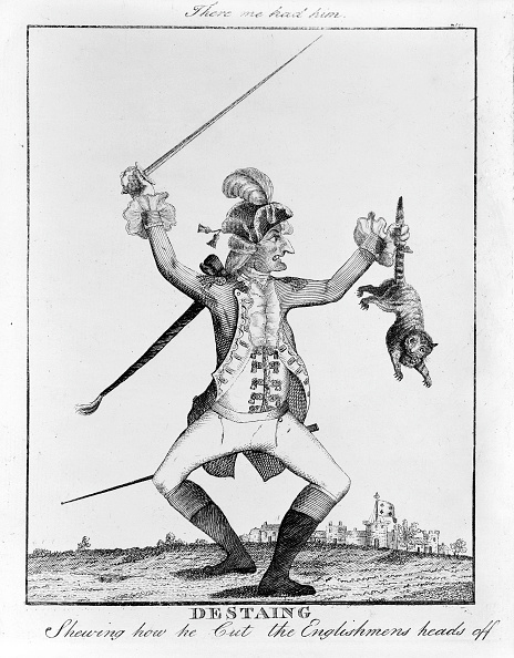 Animal Body Part「Destaing Shewing How He Cut The Englishmens Heads Off」:写真・画像(17)[壁紙.com]