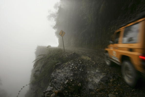 Road「The World's Most Dangerous Road」:写真・画像(3)[壁紙.com]