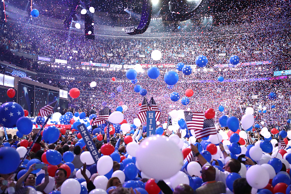 Democratic National Convention「Democratic National Convention: Day Four」:写真・画像(1)[壁紙.com]