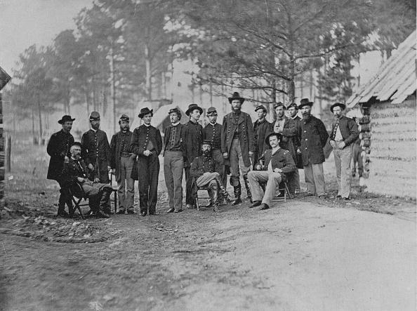 Civil War「The Battlle of Fort Harrison」:写真・画像(19)[壁紙.com]