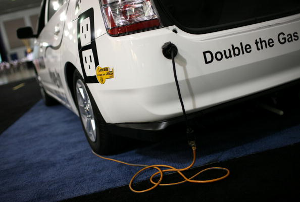 Environmental Conservation「Plug-In 2008 Conference And Expo Highlights Latest Hybrid Electric Car」:写真・画像(17)[壁紙.com]