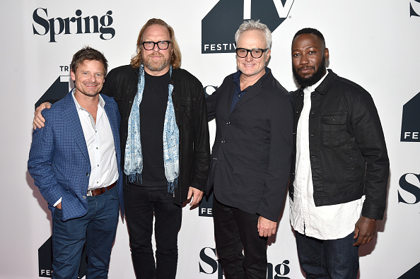 """Steve Zahn「Premiere Of National Geographic's """"Valley of The Boom"""" At Tribeca TV Festival」:写真・画像(6)[壁紙.com]"""