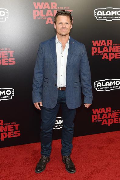 """Steve Zahn「""""War for the Planet Of The Apes"""" New York Premiere - Inside Arrivals」:写真・画像(7)[壁紙.com]"""