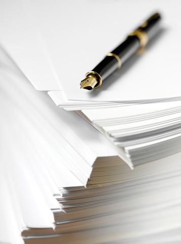 Manuscript「Ink Pen to Paper」:スマホ壁紙(17)