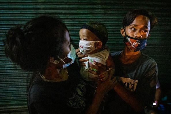 Homelessness「The Philippines Impose Restrictions As Coronavirus Cases Rise」:写真・画像(17)[壁紙.com]