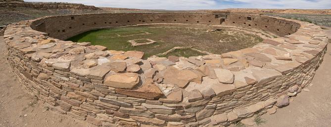 神秘「Ancient Anasazi/Puebloan structure at Chaco Canyon」:スマホ壁紙(2)