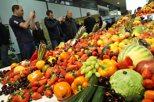 野菜・フルーツ「Fruit Logistica Agricultural Trade Fair」:写真・画像(5)[壁紙.com]