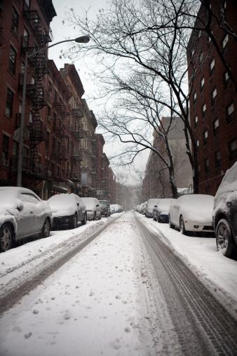 Snowdrift「winter street」:スマホ壁紙(19)