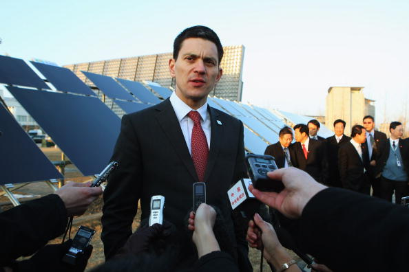 Hebei Province「UK Foreign Secretary David Miliband Visits China」:写真・画像(10)[壁紙.com]