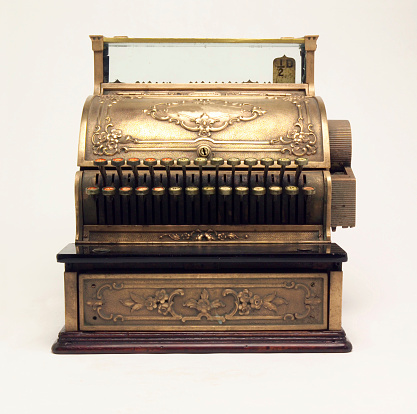 Morocco「Antique Cash Register」:スマホ壁紙(12)