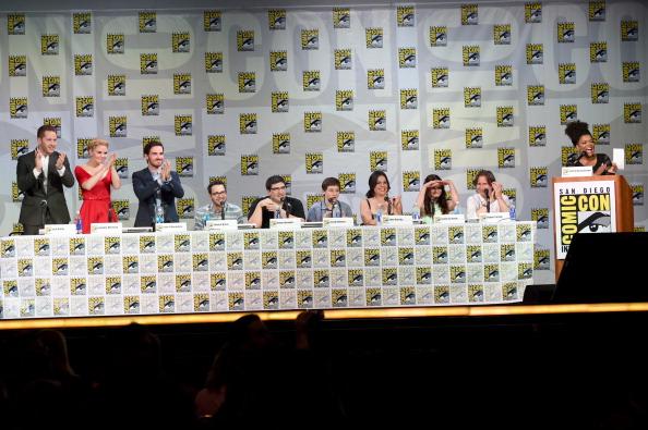 "Emilie De Ravin「ABC's ""Once Upon A Time"" Panel - Comic-Con International 2014」:写真・画像(10)[壁紙.com]"