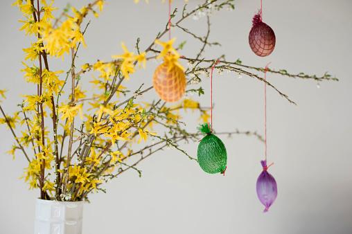 イースター「Self-made Easter decoration」:スマホ壁紙(14)