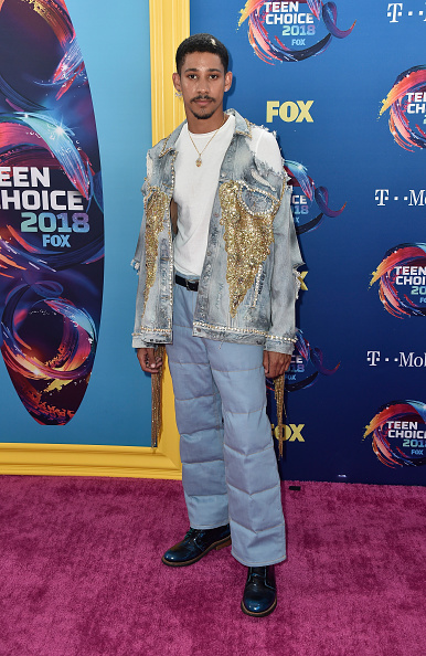 Fully Unbuttoned「FOX's Teen Choice Awards 2018 - Arrivals」:写真・画像(10)[壁紙.com]