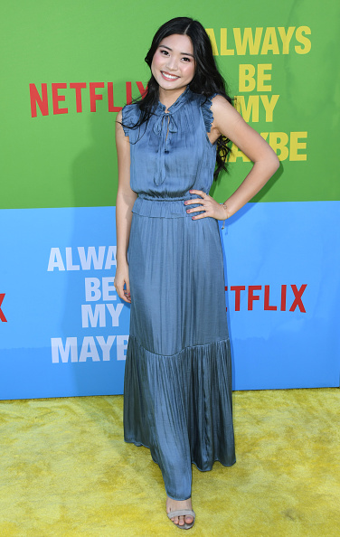 "Flounced Dress「Premiere Of Netflix's ""Always Be My Maybe"" - Arrivals」:写真・画像(12)[壁紙.com]"