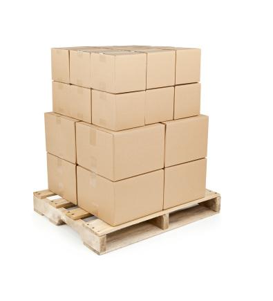 Pallet「Boxes on a Shipping Pallet」:スマホ壁紙(17)