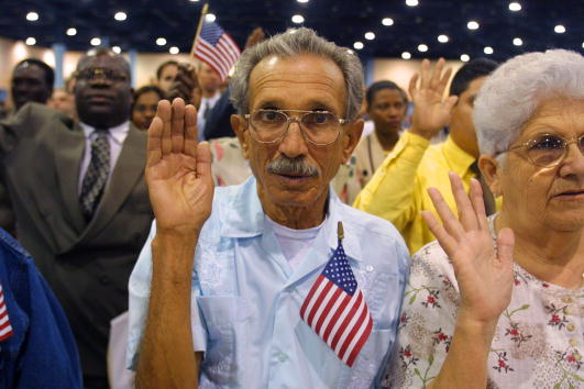Cultures「America Gets 4,000 New Citizens」:写真・画像(13)[壁紙.com]