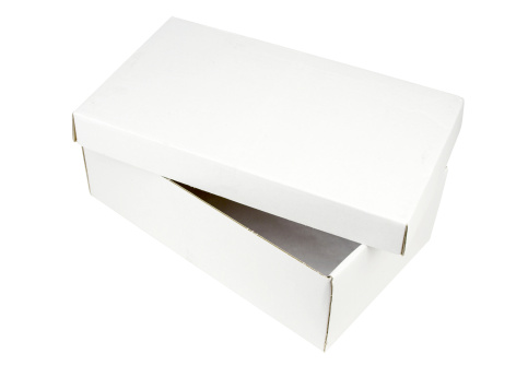カラの箱「オープン靴ボックス」:スマホ壁紙(14)