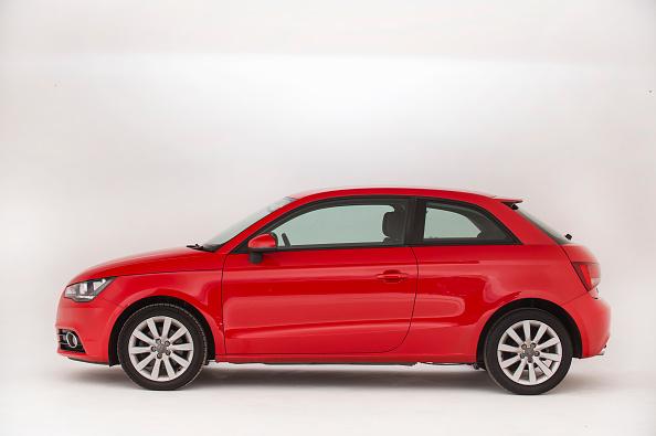 Profile View「2012 Audi A1.」:写真・画像(6)[壁紙.com]