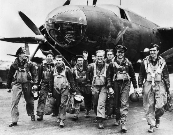 World War II「D-Day Bombers」:写真・画像(16)[壁紙.com]