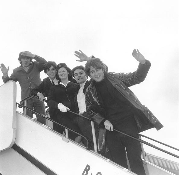 Moving Toward「Beatles Depart」:写真・画像(10)[壁紙.com]