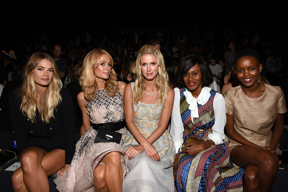 Rosemary「Dennis Basso - Front Row - Spring 2016 New York Fashion Week: The Shows」:写真・画像(10)[壁紙.com]
