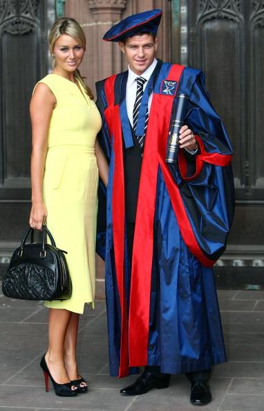 Print Collector「Steven Gerrard Receives Honorary Degree」:写真・画像(4)[壁紙.com]