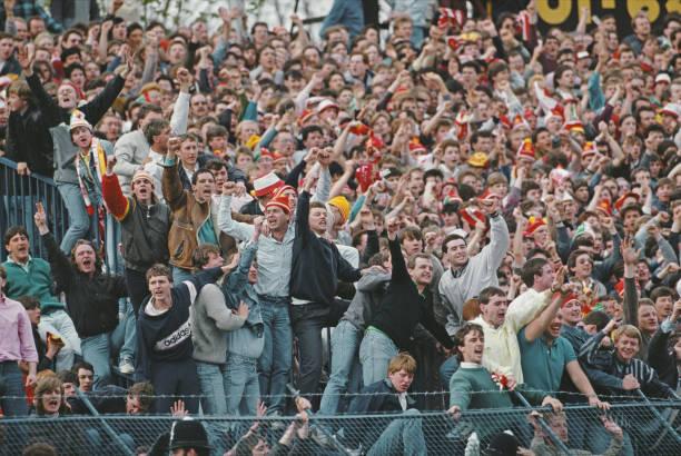 Liverpool Fans Stamford Bridge 1986:ニュース(壁紙.com)
