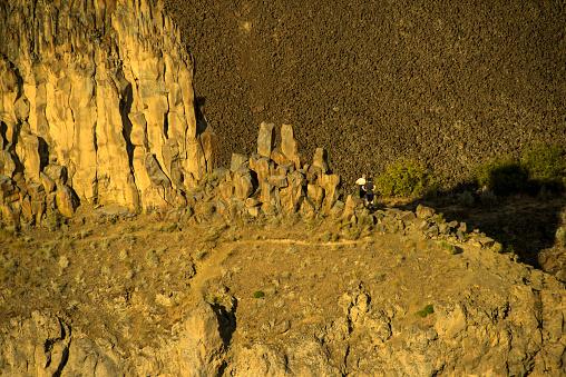 Basalt「Basalt Volcanic Rock Formation」:スマホ壁紙(15)