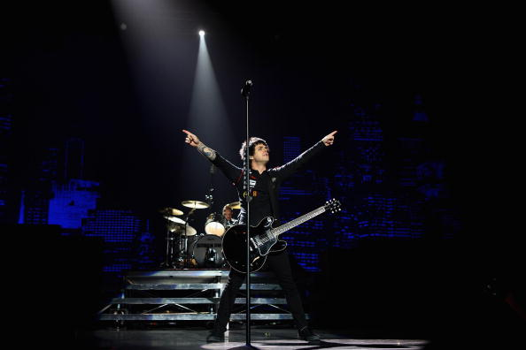 Spark Arena「Green Day Play Auckland」:写真・画像(18)[壁紙.com]
