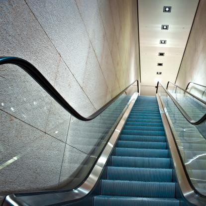 Escalator「エスカレーター」:スマホ壁紙(10)
