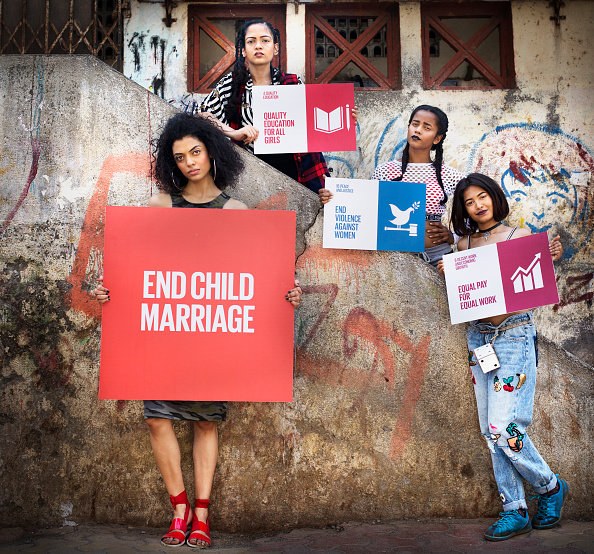 Environmental Conservation「Global Girls - Mumbai, India」:写真・画像(10)[壁紙.com]