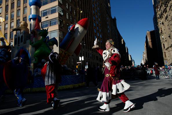Parade「Macy's Thanksgiving Parade」:写真・画像(12)[壁紙.com]