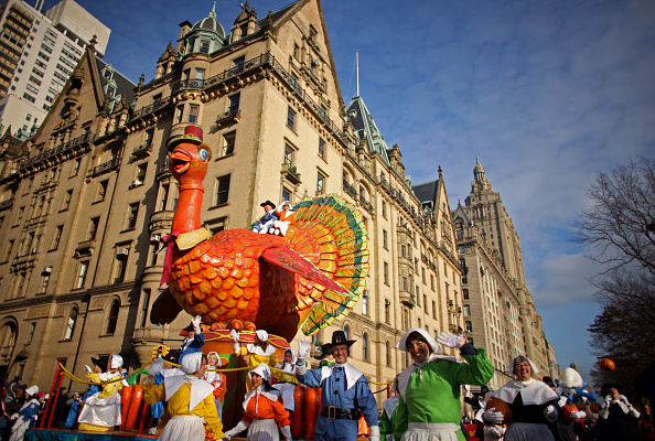 Turkey - Bird「Macy's Hosts Annual Thanksgiving Day Parade」:写真・画像(8)[壁紙.com]
