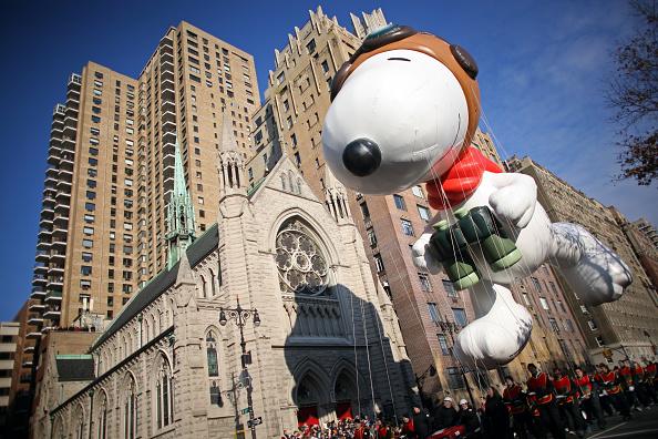Bestof「Macy's Hosts Annual Thanksgiving Day Parade」:写真・画像(14)[壁紙.com]