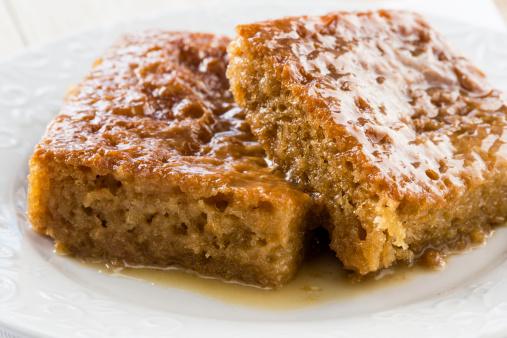 Dessert Topping「Malva pudding」:スマホ壁紙(12)