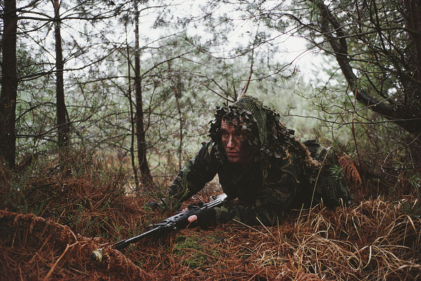 Special Forces「Royal Marines Commando Training」:写真・画像(15)[壁紙.com]