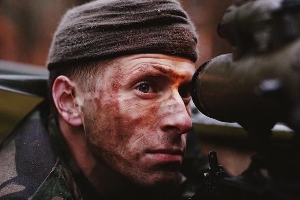 Bryn Colton「Royal Marines Commando Training」:写真・画像(11)[壁紙.com]