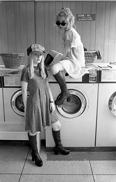Laundromat「Shampoo London 1993」:写真・画像(9)[壁紙.com]